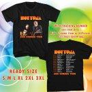 WOW HOT TUNA SUMMER TOUR 2016 BLACK TEE S-3XL ASTR