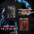 WOW ZAKK WILDE N.AMERICA TOUR 2016 BLACK TEE S-3XL ASTR111