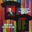 WOW PITBULL AND PRINCE ROYCE THE BADMAN TOUR 2016 BLACK TEE S-3XL ASTR