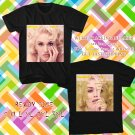 WOW GWEN STEFANI TOUR 2016 BLACK TEE S-3XL ASTR