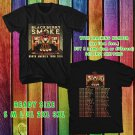 WOW BLACKBERRY SMOKE LIKE AN ARROW TOUR 2016 BLACK TEE S-3XL ASTR