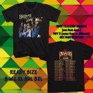 WOW BLACKBERRY SMOKE LIKE AN ARROW TOUR 2016 BLACK TEE S-3XL ASTR111