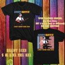 WOW JIMMY BUFFETT NEW DATE OF TOUR 2016 BLACK TEE S-3XL ASTR