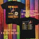 WOW KIP MOORE AND JON PARDI TOUR 2016 BLACK TEE S-3XL ASTR