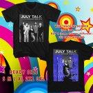 WOW JULY TALK NORTH AMERICAN TOUR 2016 BLACK TEE S-3XL ASTR 532