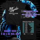 WOW BIG GIGANTIC FUTURE BRIGHTER TOUR 2016 BLACK TEE S-3XL ASTR 443