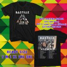 WOW BASTILLE WILD WORLD TOUR 2016 BLACK TEE S-3XL ASTR