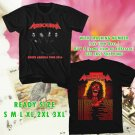 WOW AIRBOURNE TOUR 2016 BLACK TEE S-3XL ASTR