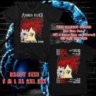 WOW AMANDA PALMER WORLD TOUR 2016 BLACK TEE S-3XL ASTR 442