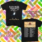 WOW NAHKO AND MEDICINE FOR THE PEOPLE TOUR 2016 BLACK TEE S-3XL ASTR 445