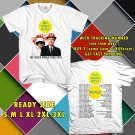 WOW SUPER WORLD TOUR 2016 FROM PET SHOP BOYS WHITE TEE S-3XL ASTR