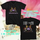 WOW TEMPLE OF THE DOG TOUR 2016 BLACK TEE S-3XL ASTR
