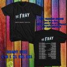 WOW THE FRAY N.AMERICAN TOUR 2016 BLACK TEE S-3XL ASTR 564