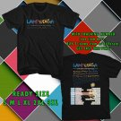 WOW LAMPEDUSA CONCERT FOR REFUGEES TOUR 2016 BLACK TEE S-3XL ASTR 665