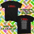 WOW KENNY WAYNE SHEPPERD BAND TOUR 2017 BLACK TEE S-3XL ASTR
