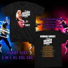 WOW HIGHWAY VAGABOND FROM MIRANDA LAMBERT TOUR 2017 BLACK TEE S-3XL ASTR