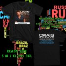 WOW AMERICAN STORIES TOUR 2016 FROM CRAIG MORGAN BLACK TEE S-3XL ASTR