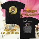 WOW JOE BONAMASSA TOUR 2016 BLACK TEE S-3XL ASTR
