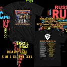 WOW JOE BONAMASSA TOUR 2016 BLACK TEE S-3XL ASTR 386