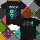 WOW VOODOO FESTIVAL TOUR OCT,2016 BLACK TEE S-3XL ASTR 654
