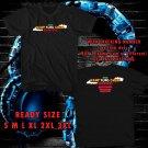 WOW CAMP FLOG GNAW FESTIVAL TOUR 2016 BLACK TEE S-3XL ASTR