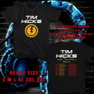 WOW TIM HICKS SHAKE THE WALLS TOUR 2017 BLACK TEE S-3XL ASTR 554