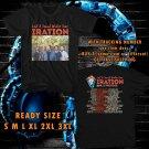 WOW IRATION TOUR 2017 BLACK TEE S-3XL ASTR 322