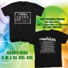 WOW CANDLEBOX UK TOUR 2017 BLACK TEE S-3XL ASTR