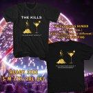 WOW THE KILLS 15 ANNIVERSARY TOUR 2017 BLACK TEE S-3XL ASTR 251