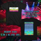 WOW BONNARO FESTIVAL TOUR 2017 BLACK TEE S-3XL ASTR 443