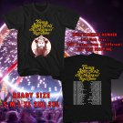 WOW CHRIS STAPLETON ALL AMERICAN ROADSHOW TOUR 2017 BLACK TEE S-3XL ASTR