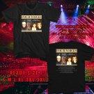 WOW FOUR VOICES N.AMERICA TOUR 2017 BLACK TEE S-3XL ASTR