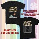 WOW JASON ISBELL TOUR 2017 BLACK TEE S-3XL ASTR 339
