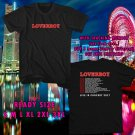 WOW LOVERBOY N.AMERICA TOUR 2017 BLACK TEE S-3XL ASTR 553