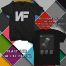 WOW NF THE THERAPY SESSION TOUR 2017 BLACK TEE S-3XL ASTR