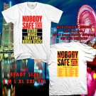 WOW FUTURE NOBODY SAFE TOUR 2017 WHITE TEE S-3XL ASTR