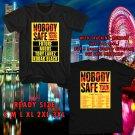 WOW FUTURE NOBODY SAFE TOUR 2017 BLACK TEE S-3XL ASTR