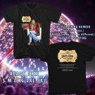 WOW SHERYL CROW TOUR 2017 BLACK TEE S-3XL ASTR
