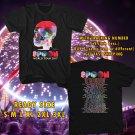 WOW SPOON WORLD TOUR 2017 BLACK TEE S-3XL ASTR