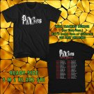WOW PIXIES TOUR 2017 BLACK TEE S-3XL ASTR