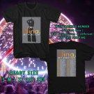 WOW IDINA WORLD TOUR 2017 BLACK TEE S-3XL ASTR