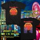 WOW BRANT BJORK TOUR 2017 BLACK TEE S-3XL ASTR