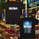 WOW BUSH ON N.AMERICA TOUR 2017 BLACK TEE S-3XL ASTR