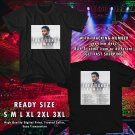 NEW TREY SONGZ TREMAINE THE TOUR 2017 black TEE W DATES DMTR
