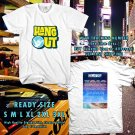 NEW HANGOUT FESTIVAL IN MAY 2017 WHITE TEE 2 SIDE DMTR