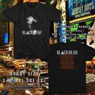 NEW BLACKBEAR DIGITAL DRUG TOUR 2017 BLACK TEE W DATES DMTR 665