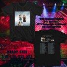NEW FLORIDA GEORGIA LINE THE SMOOTH TOUR 2017 BLACK TEE W DATES DMTR 778