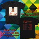 NEW JILL SCOTT LIVE IN CONCERT TOUR 2017 BLACK TEE W DATES DMTR
