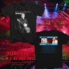 HITS PAUL McCARTNEY ADD ONE ON ONE TOUR 2017 BLACK TEE'S 2SIDE MAN WOMEN ASTR 332