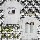 HITS MATCHBOX TWENTY&COUNTING CROWS TOUR 2017 WHITE TEE'S 2SIDE MAN WOMEN ASTR 667
